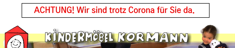 Kindermöbel Kormann Shop-Logo